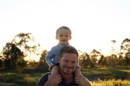 Father & Son- Rob & Hunter